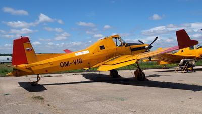 OM-VIG - Zlin Z-137T Agro Turbo - Aero Slovakia