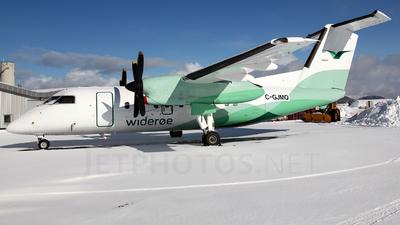 A picture of CGJMQ - Bombardier Global 6500 -  - © Kim Vanvik