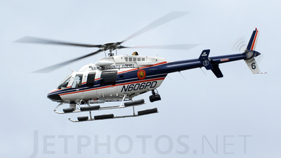 N606PD - Bell 407 - United States - Nassau County Police