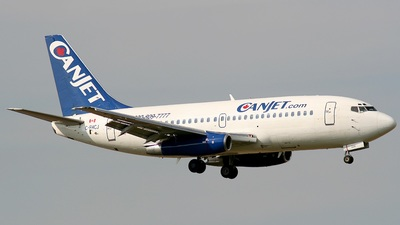 C-FHCJ - Boeing 737-201(Adv) - CanJet Airlines
