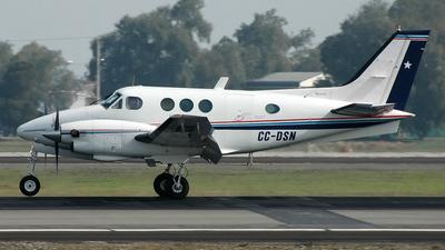 CC-DSN - Beechcraft E90 King Air - Chile - Direccion General de Aeronautica Civil
