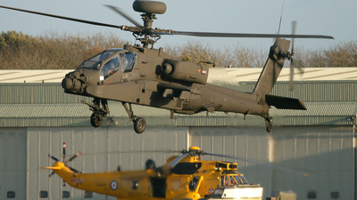 ZJ170 - Westland Apache AH.1 - United Kingdom - Army Air Corps