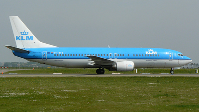 PH-BTB - Boeing 737-406 - KLM Royal Dutch Airlines