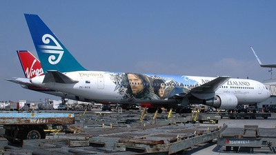 ZK-NCG - Boeing 767-319(ER) - Air New Zealand