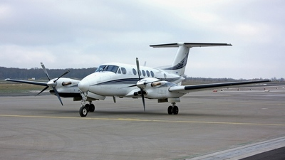 PH-ACE - Beechcraft B300 King Air - Air Service Groningen