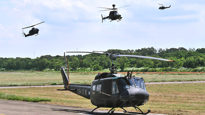 394 - Bell UH-1 Iroquois - Taiwan - Army