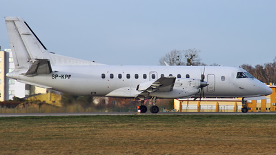 SP-KPF - Saab 340A - SprintAir