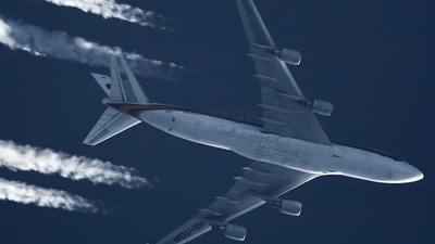 HS-TGR - Boeing 747-4D7 - Thai Airways International
