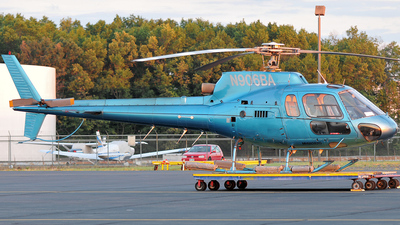 N906BA - Eurocopter AS 350BA Ecureuil - Liberty Helicopters