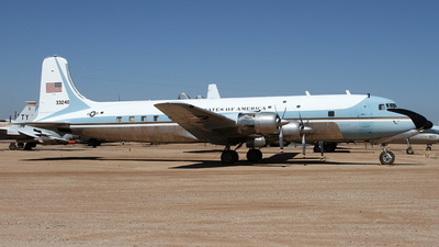53-3240 - Douglas VC-118A Liftmaster - United States - US Air Force (USAF)