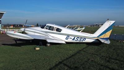 A picture of GASSP - Piper PA30 Twin Comanche - [30458] - © Brian Whitelegg