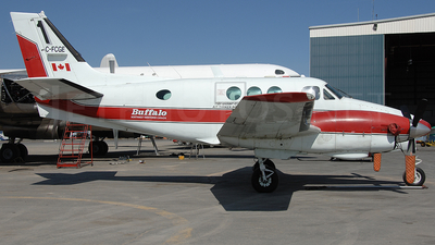 A picture of CFCGE - De Havilland Canada Dash 8100 -  - © Peter Unmuth