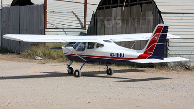 4X-HHU - Tecnam P92 Echo - Private