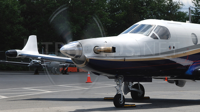 N747KL - Pilatus PC-12/45 - Private