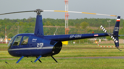 SP-GBG - Robinson R44 Raven II - Private