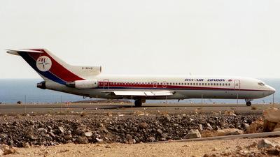 G-BKAG - Boeing 727-217(Adv) - Dan-Air London