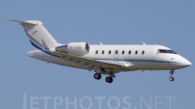 M-YUNI - Bombardier CL-600-2B16 Challenger 605 - Private