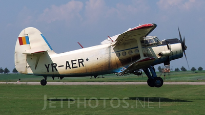 YR-AER - Antonov An-2 - Private