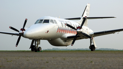 LN-FAN - British Aerospace Jetstream 32EP - Coast Air