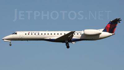 N858MJ - Embraer ERJ-145LR - Delta Connection (Mesa Airlines)