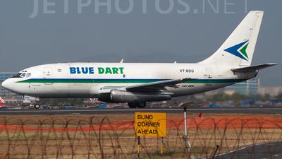 VT-BDG - Boeing 737-2K9(Adv)(F) - Blue Dart Aviation