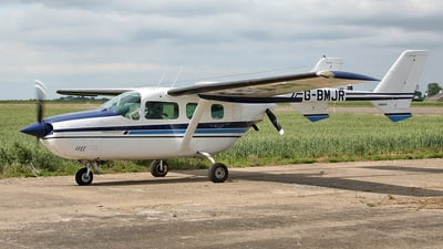 G-BMJR - Cessna T337H Turbo Skymaster - Private