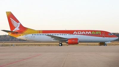 HA-LEO - Boeing 737-4Y0 - AdamAir