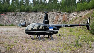 A picture of SEJJZ - Robinson R44 Raven II - [11884] - © Aleksi Hämäläinen