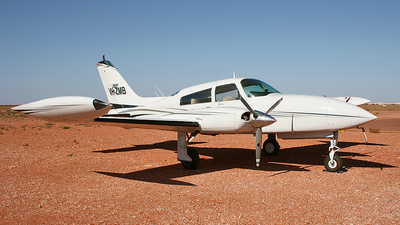 A picture of VHZMB - Cessna 310R - [310R0815] - © Lachlan Brendan