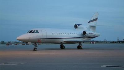 F-HBOL - Dassault Falcon 900EX - Unijet