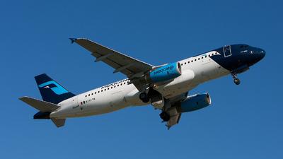 N347TM - Airbus A320-231 - Mexicana