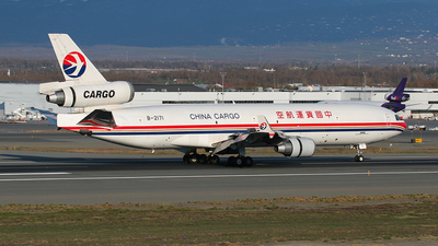 B-2171 - McDonnell Douglas MD-11(F) - China Cargo Airlines