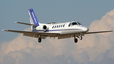 CC-CWZ - Cessna 551 Citation II(SP) - Aerocardal
