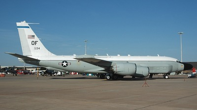62-4134 - Boeing RC-135V Rivet Joint - United States - US Air Force (USAF)