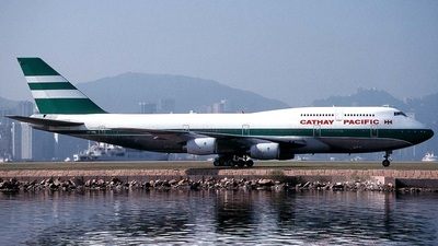VR-HOL - Boeing 747-367 - Cathay Pacific Airways