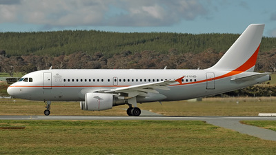 VH-VHD - Airbus A319-115X - Skytraders