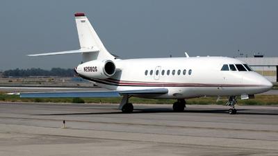 N258QS - Dassault Falcon 2000 - Private