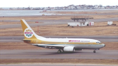 9Y-TJI - Boeing 737-7Q8 - BWIA West Indies Airways