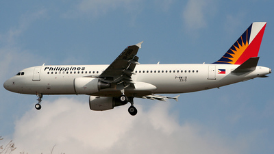 F-WWIO - Airbus A320-214 - Philippine Airlines