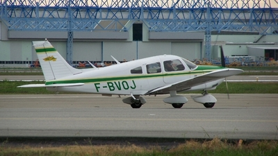 A picture of FBVOJ - Piper PA28180 Archer - [287405133] - © Guillaume Besnard