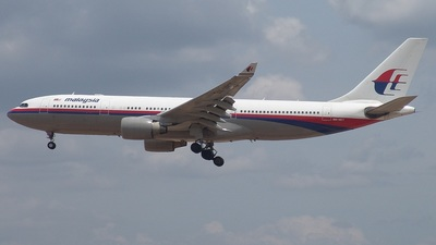 9M-MKT - Airbus A330-223 - Malaysia Airlines