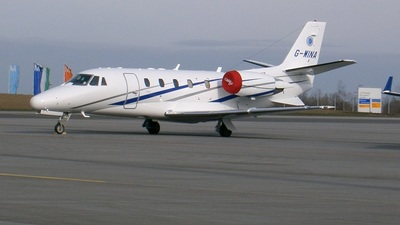 G-WINA - Cessna 560XL Citation Excel - Ability Air