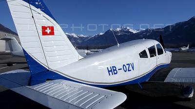 A picture of HBOZV - Piper  PA28180 - [284613] - © roberto