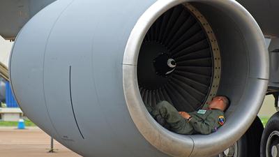 63-8029 - Boeing KC-135R Stratotanker - United States - US Air Force (USAF)