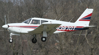 A picture of N3970T - Piper PA28R180 - [28R30317] - © Justin Idle