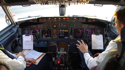 D-AHIA - Boeing 737-73S - TUIfly