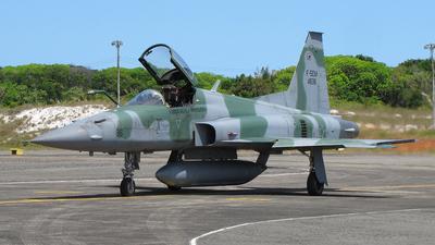 FAB4836 - Northrop F-5E Tiger II - Brazil - Air Force