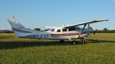 PT-FTP - Cessna T206H Turbo Stationair - Private