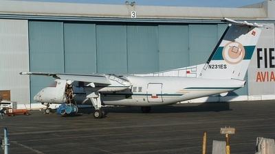 A picture of N231ES - De Havilland Canada Dash 8100 - [231] - © EAGLE19