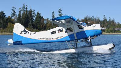 C-FUVQ - De Havilland Canada DHC-2 Mk.I Beaver - Vancouver Island Air